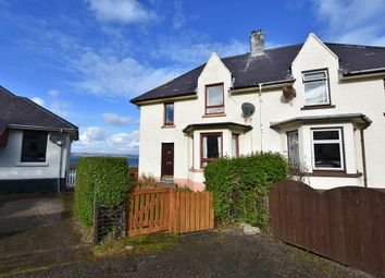 Thumbnail 3 bed semi-detached house for sale in Cameron Avenue, Mallaig