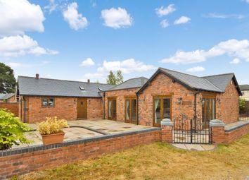 Thumbnail 3 bed barn conversion to rent in Ledsham Hall Lane, Ledsham, Ellesmere Port