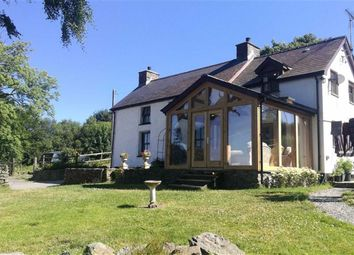 Thumbnail 3 bed detached house to rent in Penuwch, Tregaron