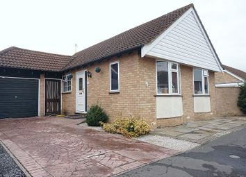 Thumbnail 2 bed detached bungalow for sale in Weavers Close, Stowmarket