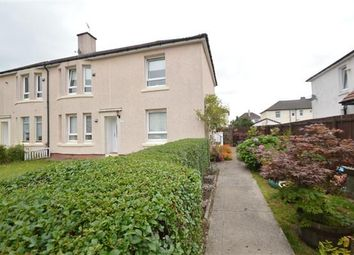 Thumbnail 2 bed flat for sale in Lochlibo Avenue, Knightswood, Glasgow