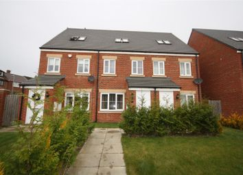 Thumbnail 3 bed town house for sale in Sandringham Way, Newfield, Chester Le Street