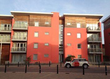 Thumbnail 2 bedroom flat to rent in Cubitt Way, Peterborough