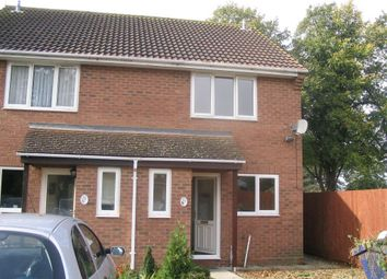 Thumbnail 2 bed property to rent in Wallbeck Close, Kingsthorpe, Northampton