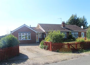 Thumbnail 4 bed semi-detached bungalow for sale in School Road, Middleton, King's Lynn
