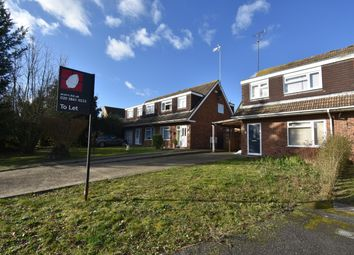 Thumbnail 3 bed semi-detached house to rent in Claremont Road, Hextable, Swanley