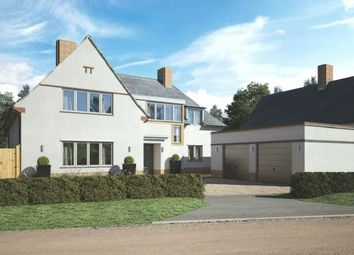 Thumbnail 4 bed detached house for sale in Over Wallop, Stockbridge, Hampshire