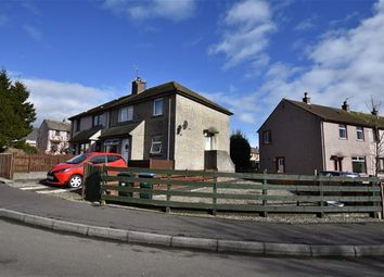 Thumbnail 1 bedroom flat for sale in Corlundy Crescent, Crieff