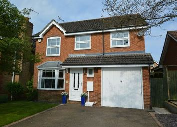 Thumbnail 4 bedroom detached house to rent in Church Close, West Haddon, Northampton