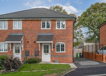 Thumbnail 2 bed semi-detached house for sale in Hopesay Close, Webheath, Redditch