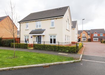 Thumbnail 4 bed detached house for sale in Bradfield Way, Rotherham