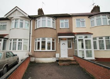 Thumbnail 3 bed terraced house for sale in Connop Road, Enfield