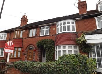 Thumbnail 2 bed terraced house to rent in Sandringham Road, Intake, Doncaster