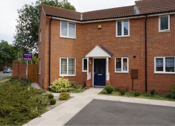 Thumbnail 2 bed semi-detached house for sale in Dunire Close, Beaumont Leys