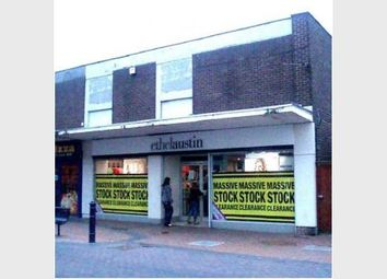 Retail premises to let in 9 High Street, Bilston WV14
