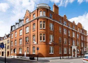 Thumbnail 3 bed flat to rent in Walcott Street, London