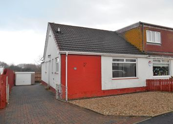 Thumbnail 3 bedroom semi-detached bungalow for sale in Cherrytree Crescent, Larkhall