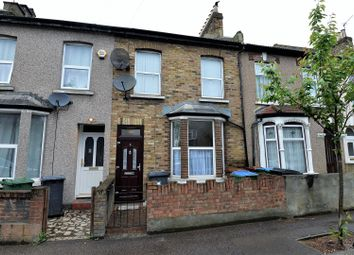 Thumbnail 3 bed terraced house for sale in Stewart Road, Stratford, London
