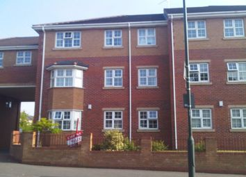 Thumbnail 2 bedroom flat to rent in Longfellow Road, Stoke, Coventry
