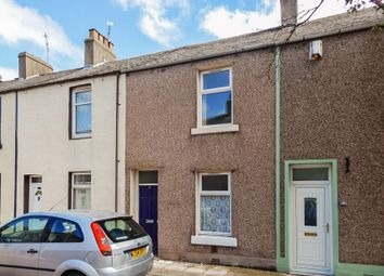 Thumbnail 2 bed terraced house for sale in 19 Clay Street, Workington, Cumbria