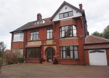 Thumbnail 7 bed semi-detached house for sale in Crescent Road, Dukinfield