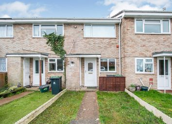 Thumbnail 2 bed terraced house for sale in Tamar Close, Ferndown