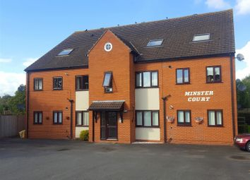 Thumbnail 2 bed flat for sale in Minster Court, St. Michaels Close, Stourport-On-Severn