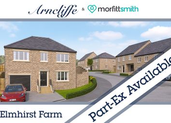 Thumbnail 4 bed detached house for sale in Plot 11, The Wentworth, Halifax Road, Thurgoland