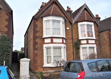 Thumbnail 5 bed semi-detached house to rent in Beverley Road, Canterbury