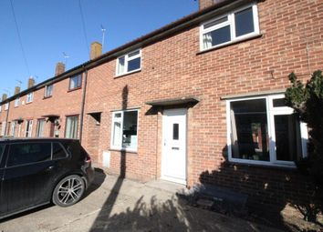 Thumbnail 3 bed terraced house to rent in Bluebell Road, Norwich