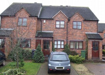Thumbnail 2 bed terraced house to rent in Greenhill Lane, Wheaton Aston, Stafford