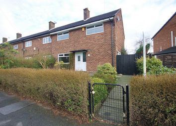 Thumbnail 4 bed end terrace house for sale in Parksway, Woolston, Warrington