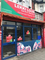 Thumbnail Restaurant/cafe to let in Ripple Road, Barking