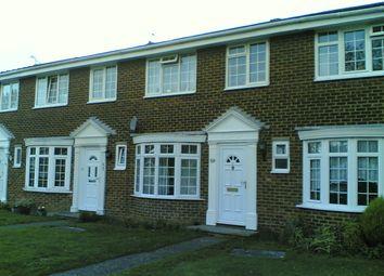 Thumbnail 3 bedroom terraced house to rent in Westminster Drive, Aldwick, Bognor Regis