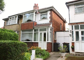 3 bed semi-detached house for sale in Stockfield Road, Acocks Green, Birmingham B27