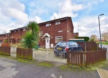 Thumbnail 2 bed end terrace house for sale in Craven Drive, Salford