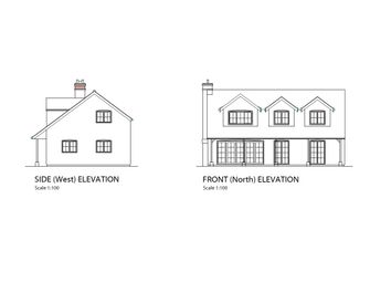 Thumbnail 4 bed detached house for sale in Foxhills Road, Lytchett Matravers, Poole