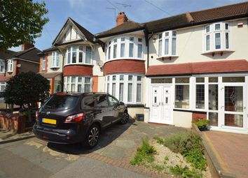 Thumbnail 3 bed terraced house to rent in Dawlish Drive, Ilford, Essex