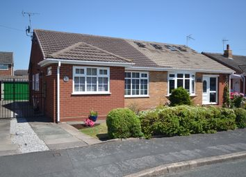 Thumbnail 2 bed semi-detached bungalow for sale in Fox Grove, Clayton, Newcastle-Under-Lyme
