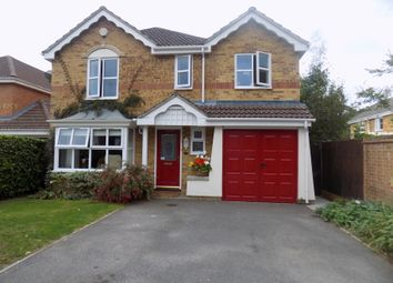 Thumbnail 5 bed detached house for sale in Fletcher Close, Dibden