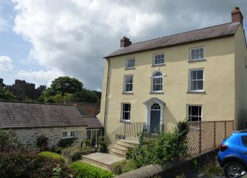 Thumbnail 5 bed property for sale in Market Lane, Laugharne, Carmarthen