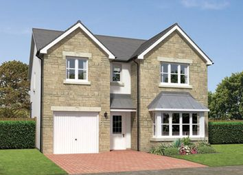 """Thumbnail 4 bed detached house for sale in """"Hampsfield"""" at Meikle Earnock Road, Hamilton"""
