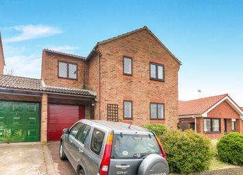 Thumbnail 4 bed detached house for sale in Wentworth Close, Bexhill-On-Sea
