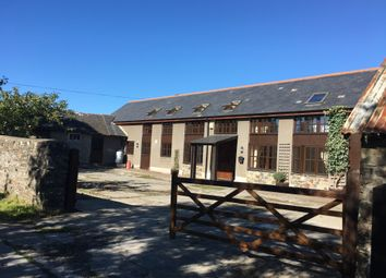 Thumbnail 3 bed barn conversion for sale in Filleigh, Barnstaple