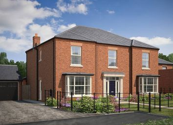 "Thumbnail 5 bedroom detached house for sale in ""The Ruislip"" at Lutterworth Road, Rugby"