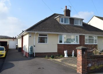 Thumbnail 3 bed semi-detached house for sale in Drysdale Close, Weston-Super-Mare