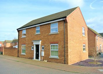 4 bed detached house for sale in Newbury Crescent, Bourne, Lincolnshire PE10