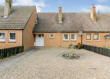 Thumbnail 2 bed terraced house for sale in Bailey Place, Lossiemouth, Moray