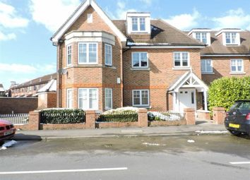 Thumbnail 2 bed flat to rent in High Road, Byfleet, Surrey