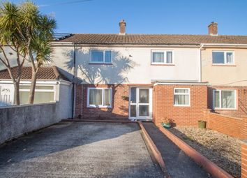 Thumbnail 2 bed terraced house for sale in Alderney Road, Plymouth